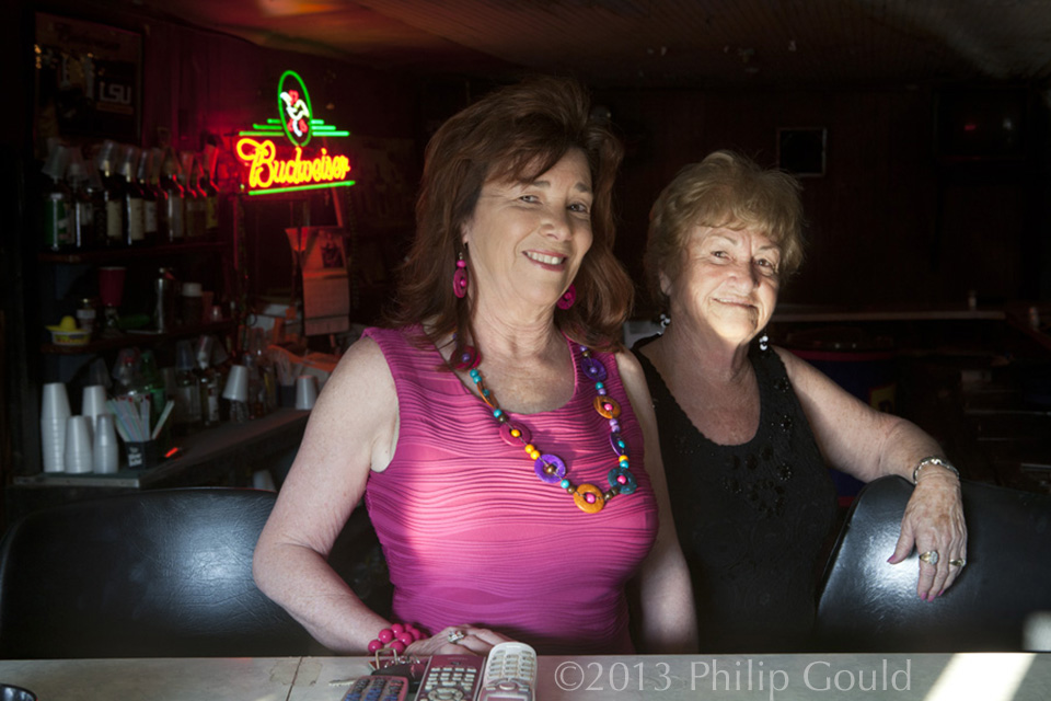 Bar tenders, Pierre Part, Louisiana