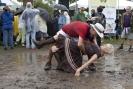 Dancers; Cajun music, Lafayette, Louisiana, mud