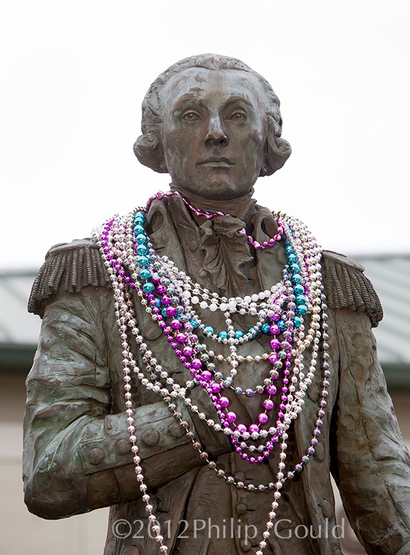 General Lafayette, Louisiana, mardi gras